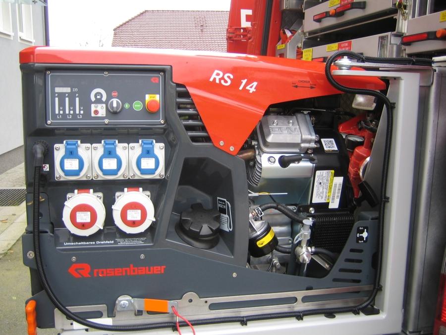 Notstromgenerator RS14