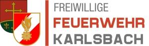 Freiwillige Feuerwehr Karlsbach Logo